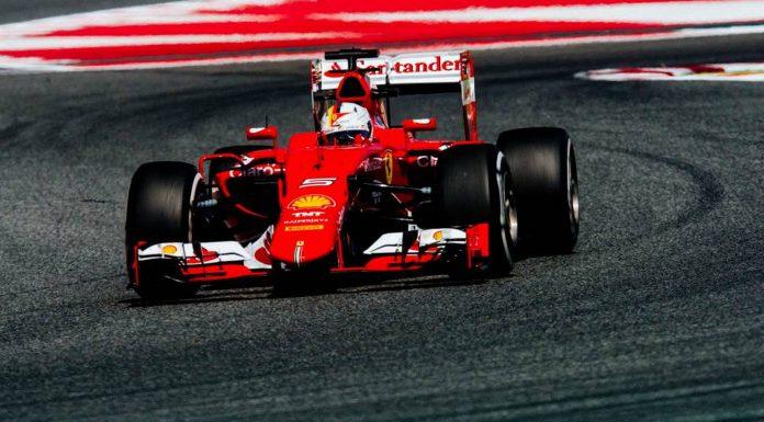 Formula 1 Spanish Grand Prix 2015 Ferrari Scuderia