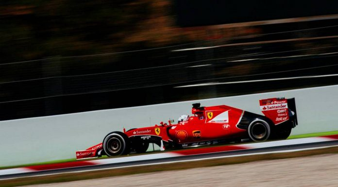 Formula 1 Spanish Grand Prix 2015 Ferrari Scuderia Speed