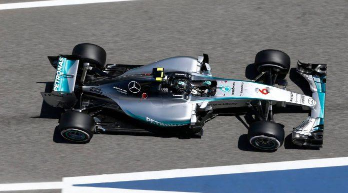 Formula 1 Spanish Grand Prix 2015 Mercedes-AMG