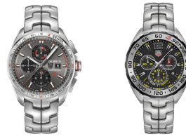 TAG Heuer Senna Collection