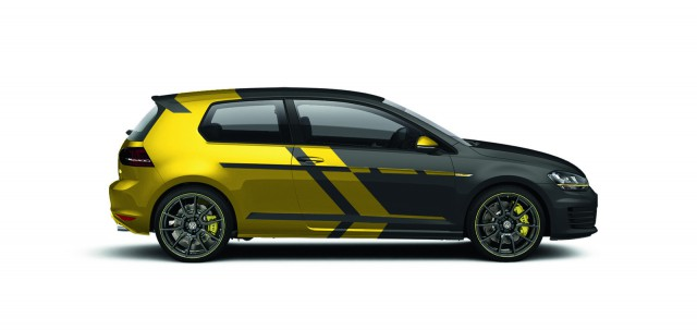 Volkswagen Wörthersee GTI 2015 Project previewed