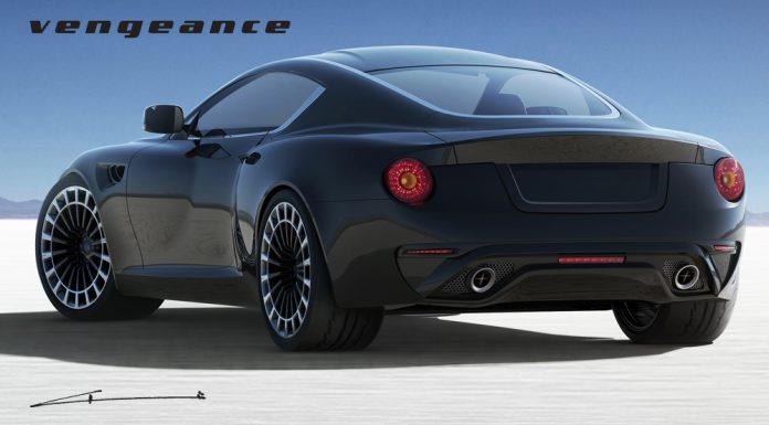 Kahn Design Vengeance rear