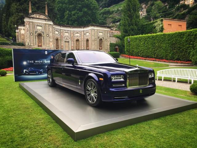 Rolls-Royce Phantom Villa d'Este 2015