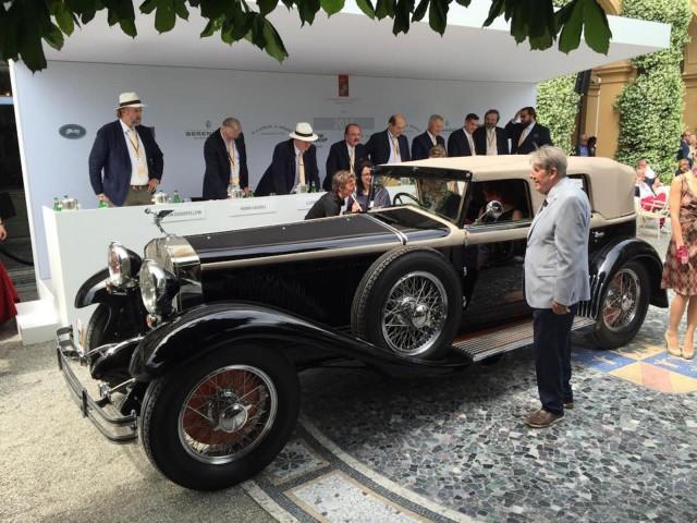 Villa d'Este Parade 1
