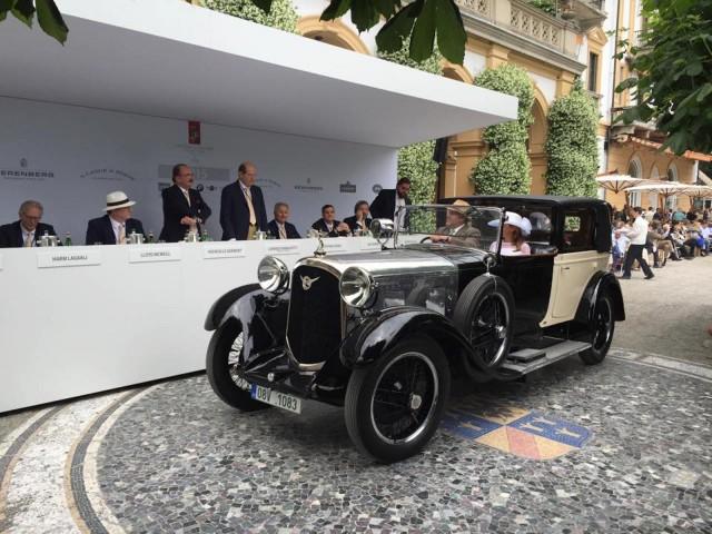 Villa d'Este Parade 2015