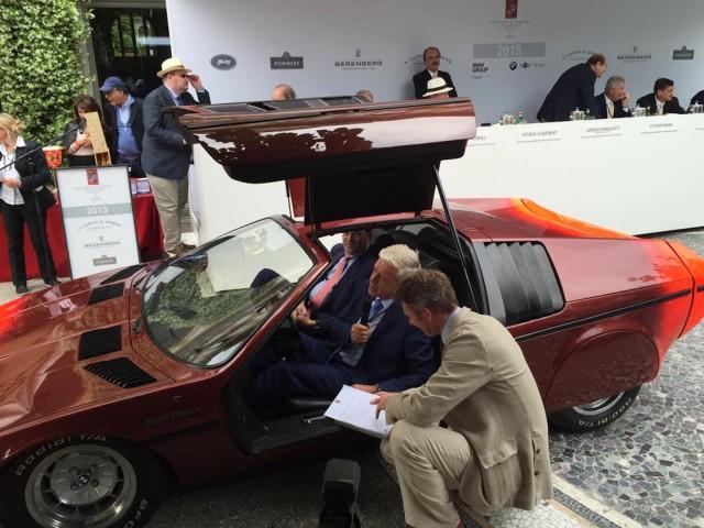 BMW 1972 Prototype