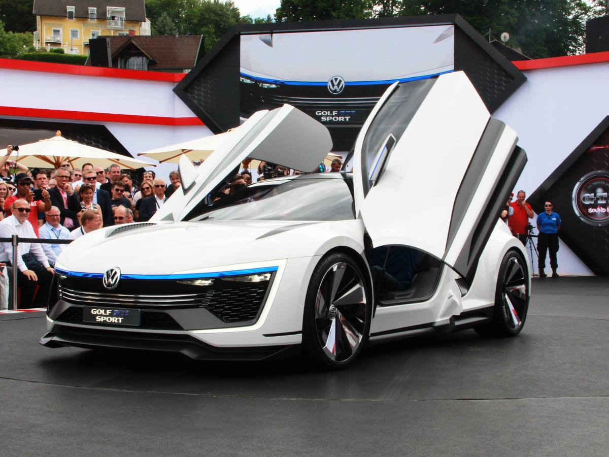 Vw Golf Gte Sport And Gti Clubsport Live Images