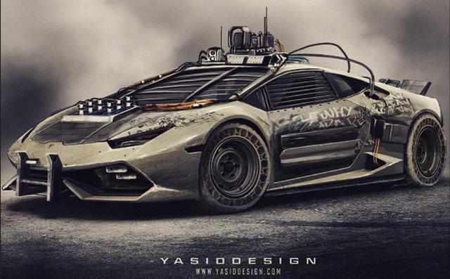 Yasid-Design-Huracan
