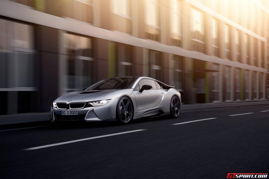 AC Schnitzer BMW i8 Front