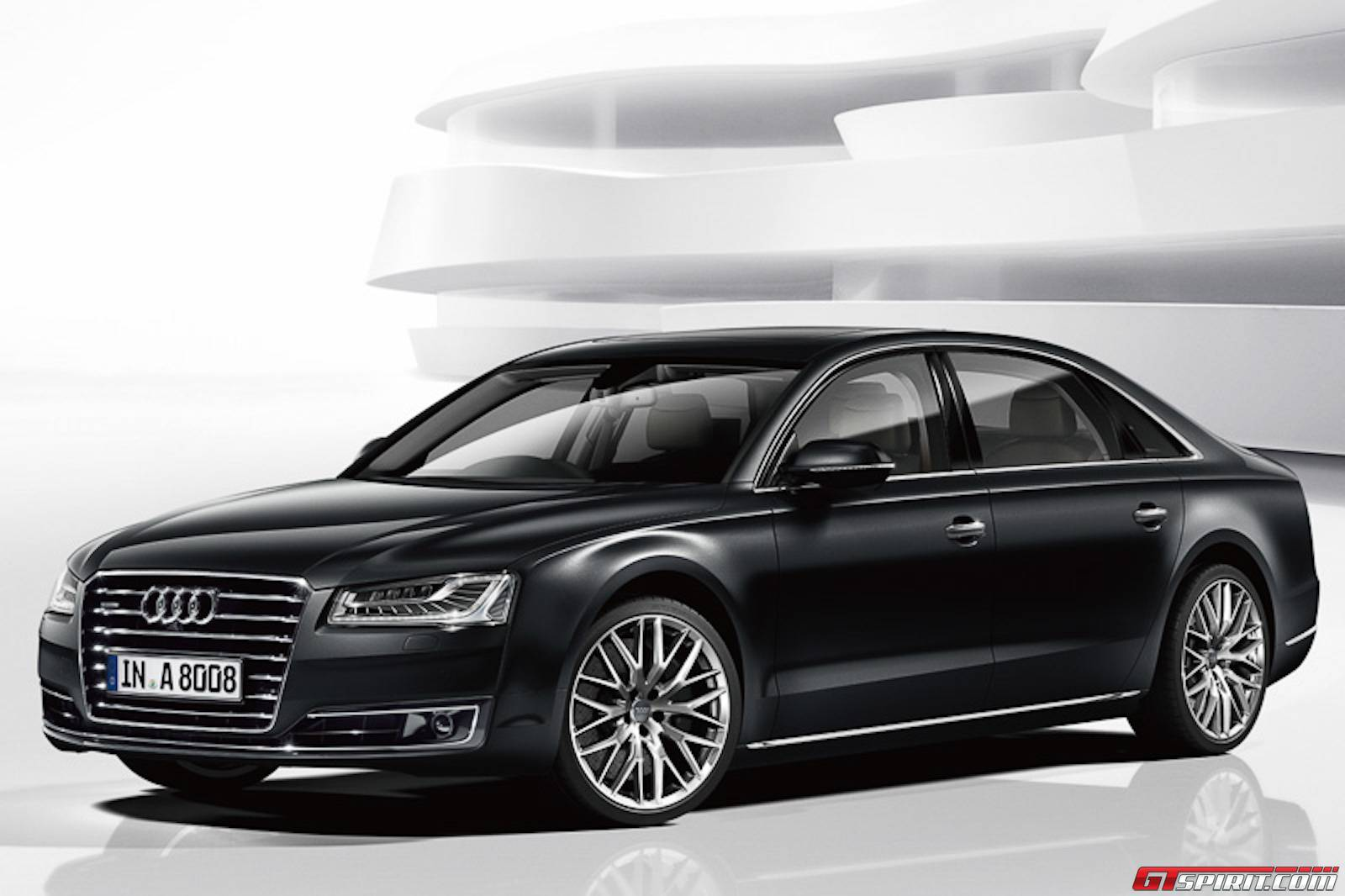 Two new audi a8 editions launched in japan gtspirit audi a8 l chauffer black sciox Image collections