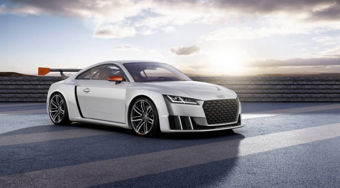 Official: Audi TT Clubsport Turbo Concept