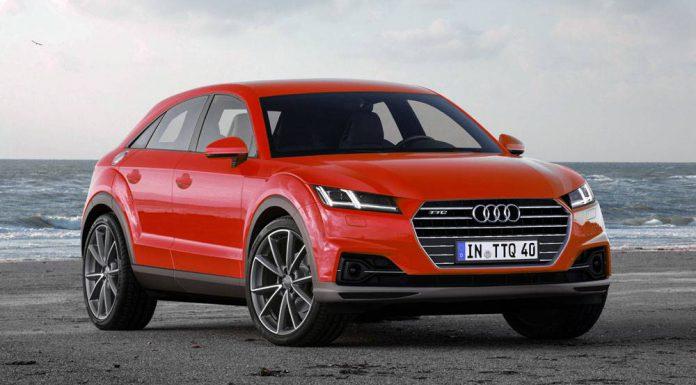 Audi TTQ rendering