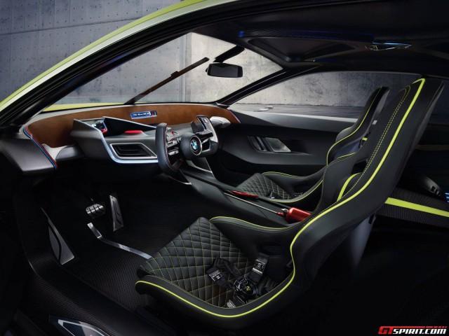 BMW 3.0 CSL Hommage Interior