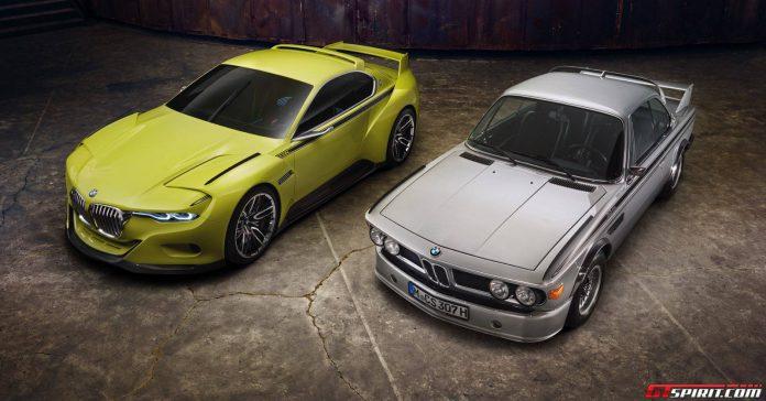 BMW 3.0 CSL Hommage Villa d'Este Concorso d'Eleganza 2015