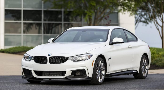 2016 BMW 435i ZHP Coupe Edition  Front