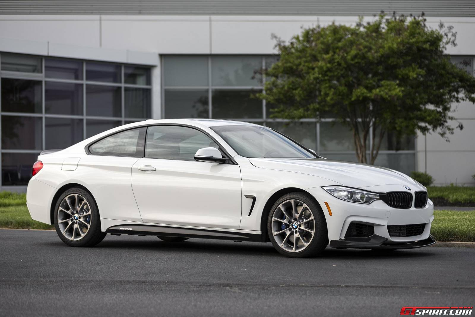2016 Bmw 435i Zhp Coupe Edition Side