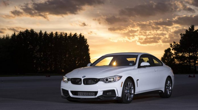 Official: 2016 BMW 435i ZHP Coupe Edition