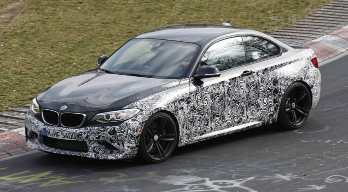 BMW M2 to have 364 hp
