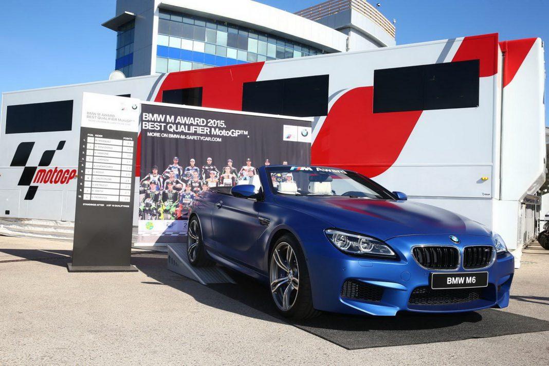 BMW M6 Convertible MotoGP