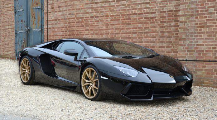 Brooklands Auto Italia 2015 Lamborghini Aventador