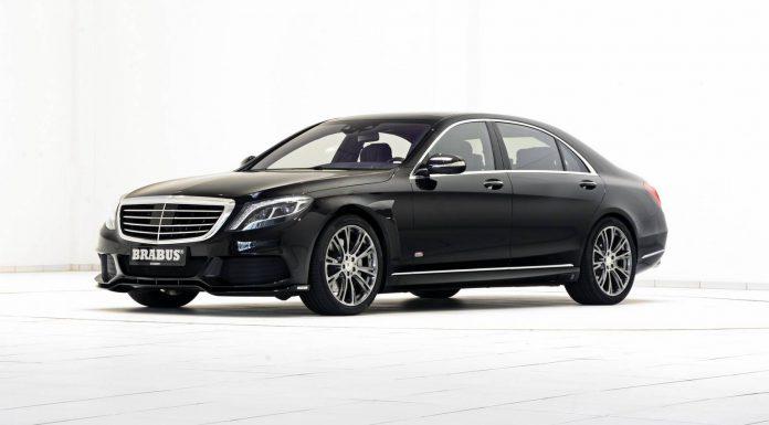 Brabus B50 Mercedes-Benz S500 Plug-in-Hybrid