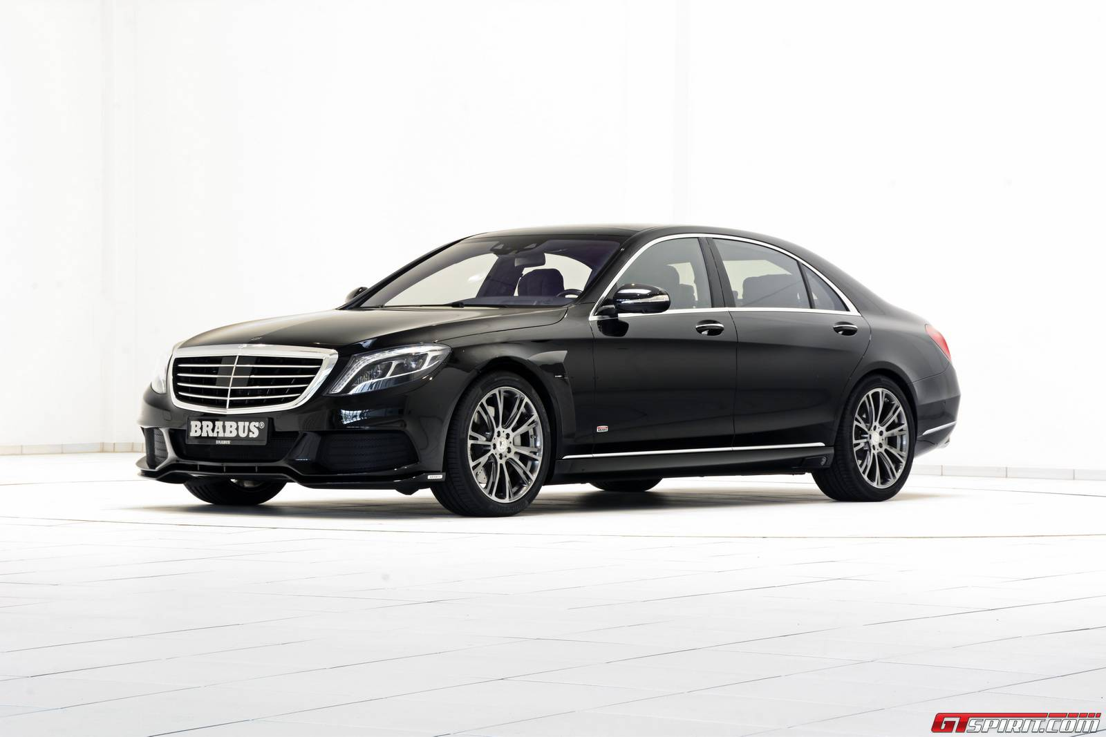 Official brabus b50 mercedes benz s500 plug in hybrid for Mercedes benz hybrid cars