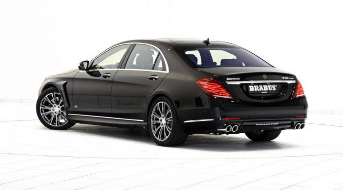 Black Mercedes-Benz S500 Plug-in-Hybrid by Brabus