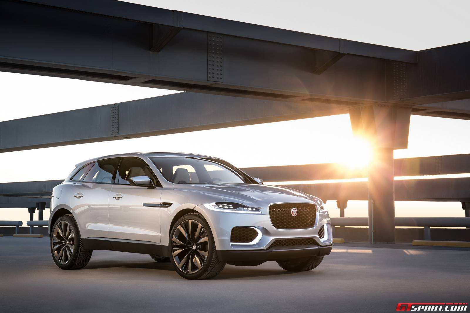 jaguar rules out seven seat j pace suv gtspirit. Black Bedroom Furniture Sets. Home Design Ideas