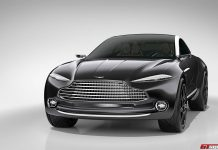 Aston Martin DBX could use modified platform