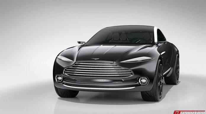 Aston Martin DBX could use modified platform