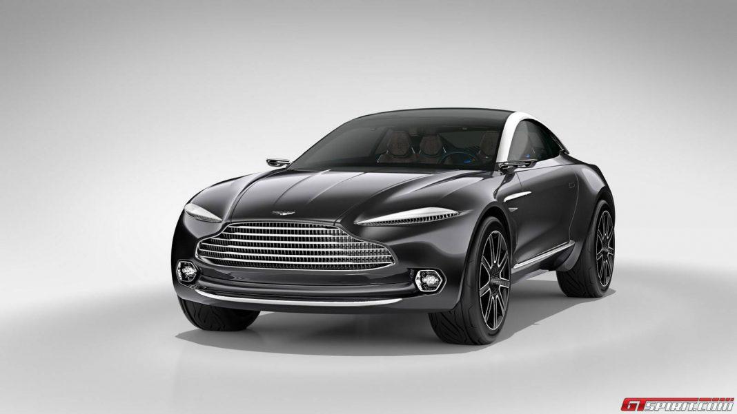 Aston Martin U.S. factory in Alabama