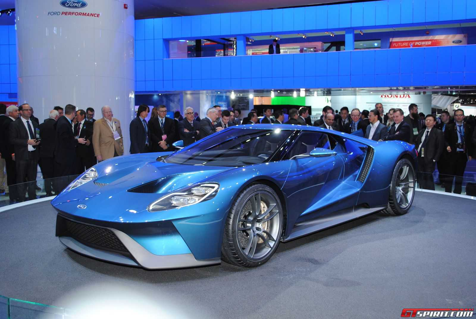 Ford Considered Hybrid Powertrain For New Gt