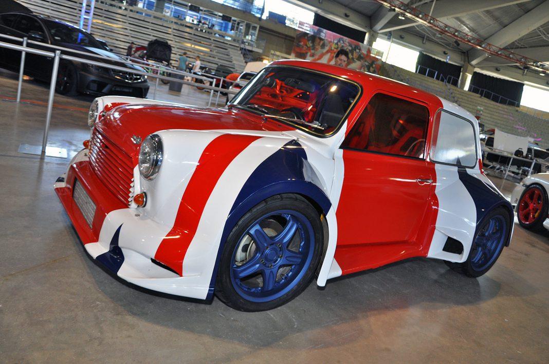 1968 Austin Mini Cooper S