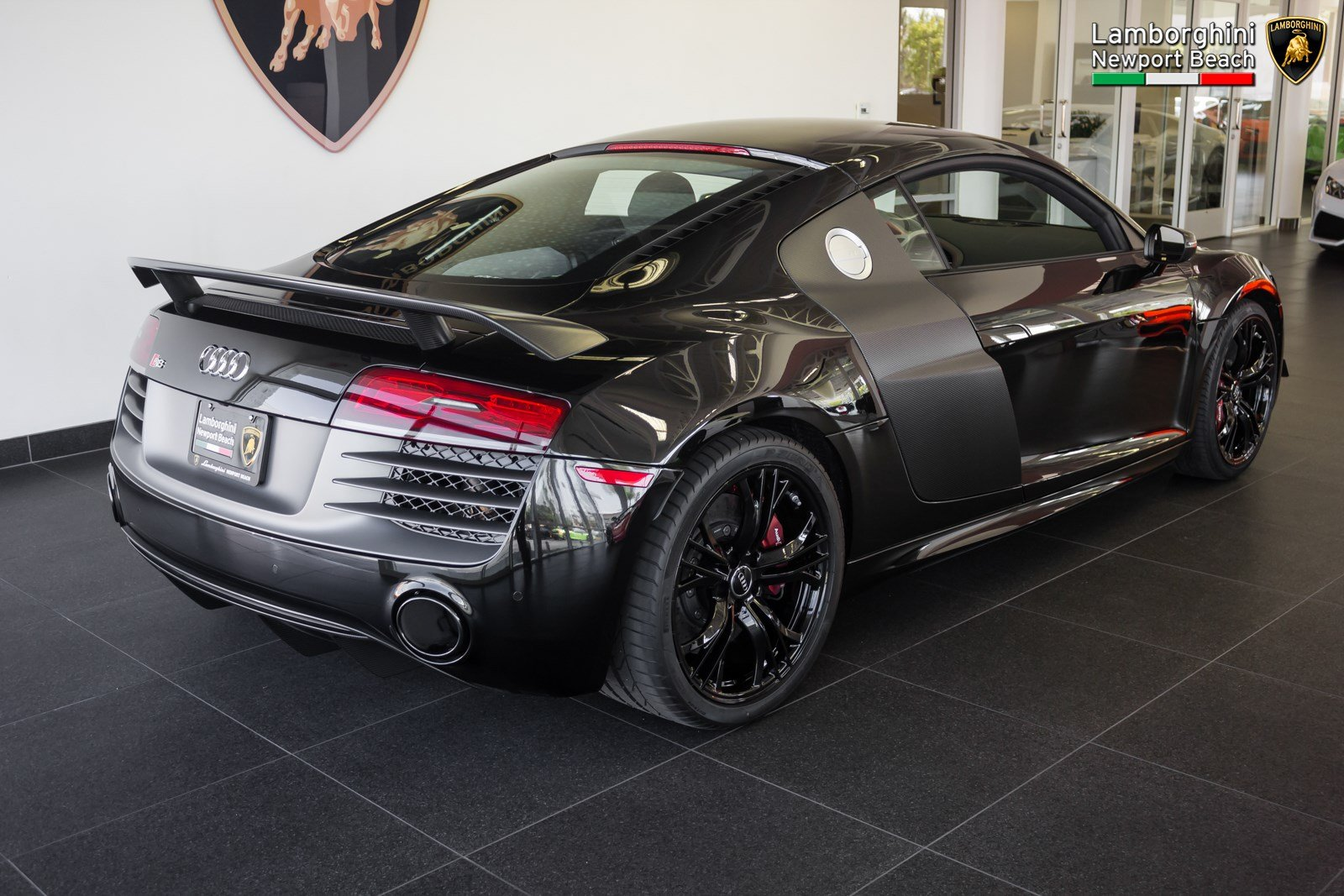1 Of 60 Audi R8 Competition For Sale At 209 975 Gtspirit