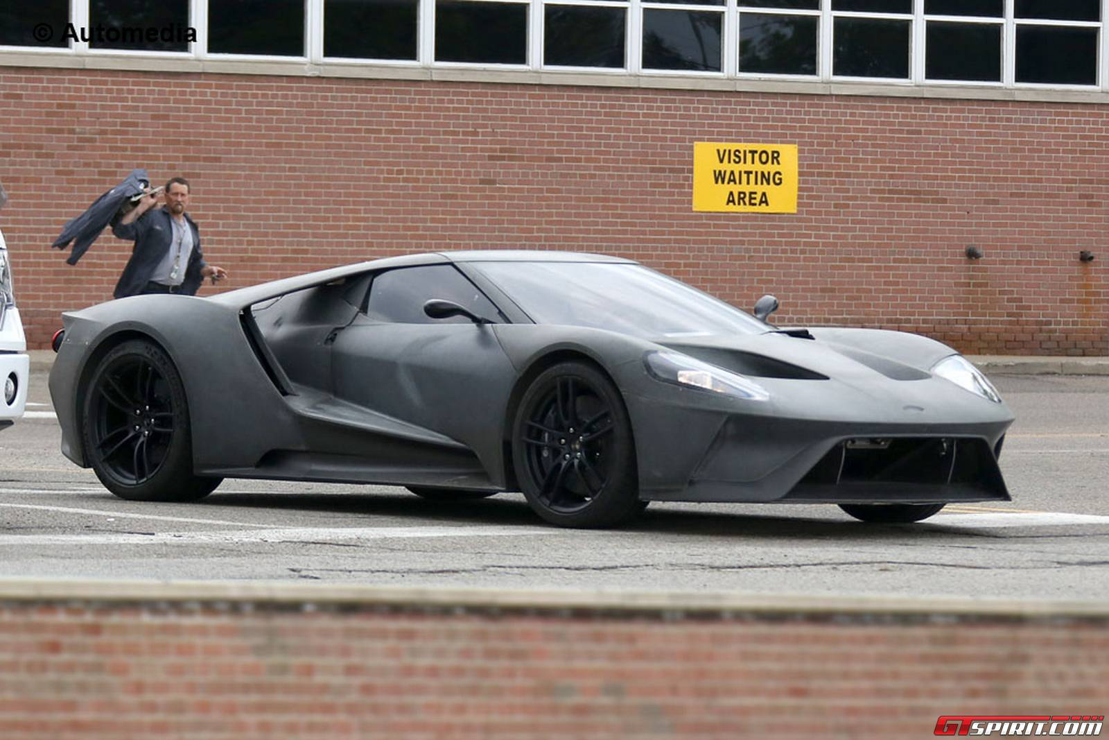 Image Result For Ford Gt Built In Canada