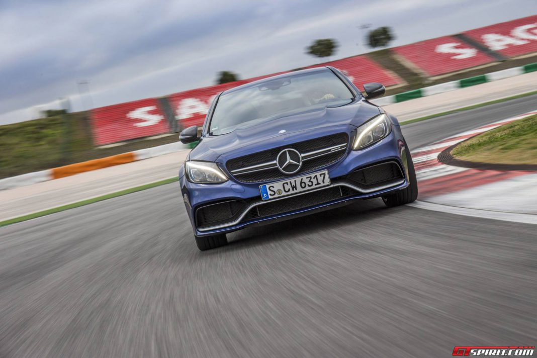 Mercedes-Benz April 2015 sales