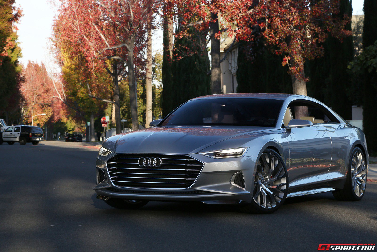 Next Generation Audi A8 Detailed
