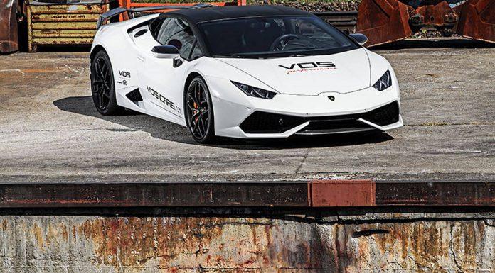 VOS Cars Lamborghini Huracan White