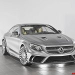 Mansory Mercedes-Benz S-Class Coupe 900hp