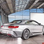 Mansory Mercedes-Benz S-Class Coupe Rear