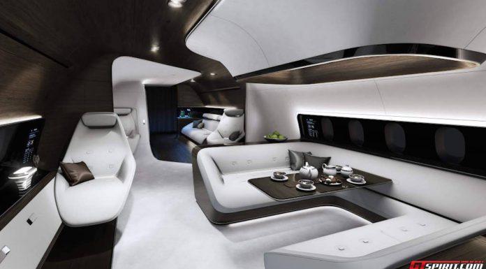 Mercedes-Benz Design Airline Cabin Lufthansa Technik for Boeing 737