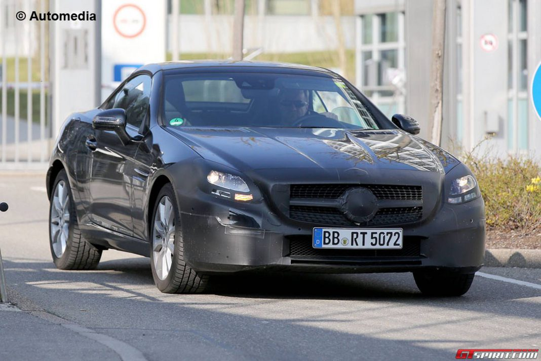 Mercedes-Benz SLC order books to be opened in December