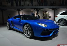 Lamborghini to Present the Asterion LPI 910-4 at Villa d'Este 2015