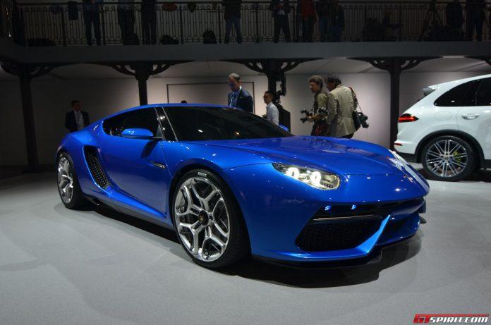 Lamborghini to Present the Asterion LPI 910-4 at Villa d'Este 2015