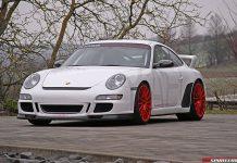 Official: Porsche 911 GT3 Clubsport by Kaege
