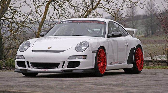 Official: Porsche 911 GT3 Clubsport by Kaege