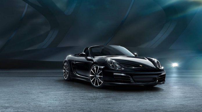 Porsche Boxster Black Edition Front