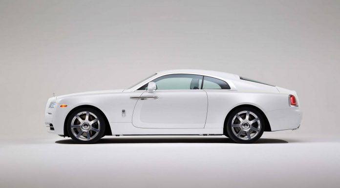 Official: Rolls-Royce 'Wraith - Inspired by Fashion'