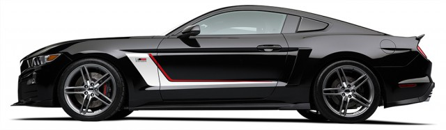 2015 Roush Mustang Stage 3 Side