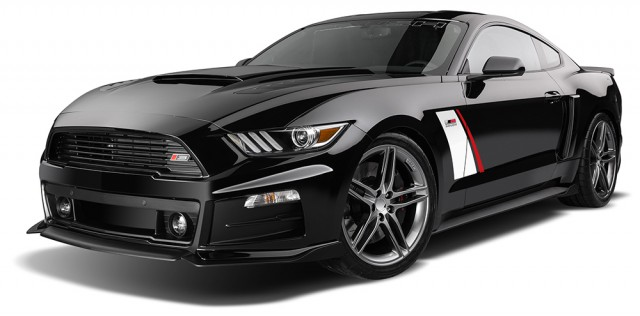 2015 Roush Mustang Stage 3 Black